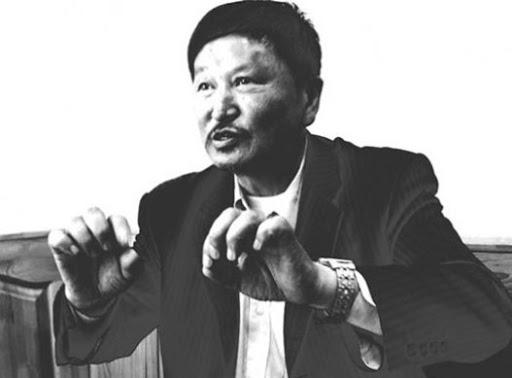 Жүжгийн зохиолч Д.Чинзориг
